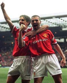 Gary Neville & Roy Keane, Manchester United