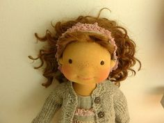 Image result for knitting sewing patterns for waldorf style dolls