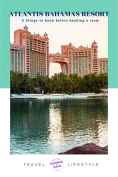 What I wish someone told me before staying at the Atlantis Bahamas Resort on Paradise Island. Airline Reviews, Travel Reviews, Hotel Reviews, Caribbean Vacations, Beach Vacations, Central America, South America, Travel Guides, Travel Tips