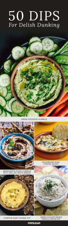 Best Dip Recipes   POPSUGAR Food