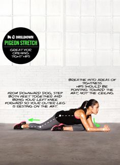 Some basic stretches if you are looking to open up your hips and get into those splits :) Keep it simpElle: Drill Pack 4 - Splits Stretch Routine