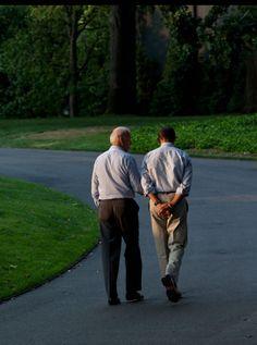 (44th) President Barack Obama and  Vice President Joe Biden.