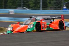 MZ Racing - MAZDA Motorsport - Mazda Prototypes Qualify 2nd and 3rd
