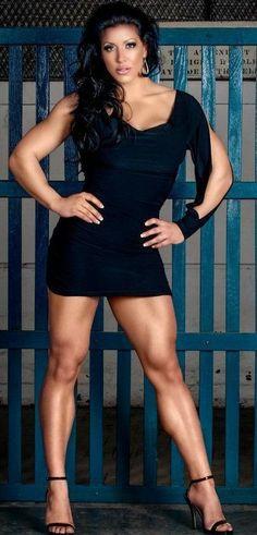 Cheryl Rosenberger - Female Fitness Models