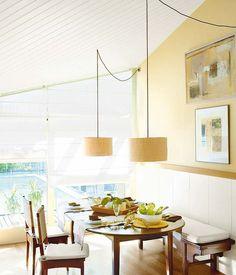 Planifica bien la iluminación de tu casa
