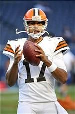 Hold up: Jason Campbell is now the Browns' starting QB
