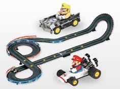 Carrera Mario Kart