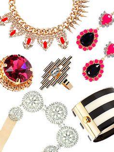 SHOP: Statement jewellery