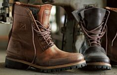 Timberland Boot Company® : Tackhead Collection amazing men's boots! Can never have enough of boots. Period. #MensBoots