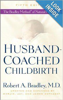 This book gave my husband and I the confidence to have an unassisted home birth.