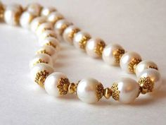 Check out this item in my Etsy shop https://www.etsy.com/listing/214833032/freshwater-white-pearl-gold-brass