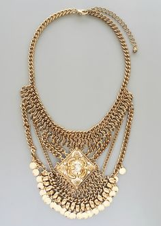 Alhambra Gold Necklace – Pree Brulee
