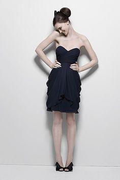 Watters Maids Dress 7594