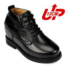 9a82f78fa40 13cm height increasing elevator shoes 5 inches hidden heel dress shoes for  men to appear taller