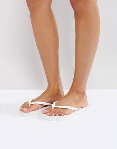 096e7a01972fd2 Fila Logo Flip Flop - White  Flip-flops by Fila