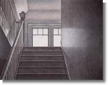 Page 8 of serigraphs and lithographs by Christopher Pratt Christopher Pratt, Mary Pratt, Order Of Canada, Alex Colville, Glasgow School Of Art, Stair Steps, Magic Realism, Digital Museum, Newfoundland And Labrador
