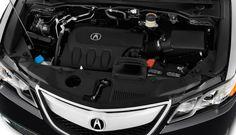 2015 Acura MDX Engine
