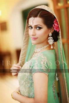Pakistani Wedding Dresses   Irfan Ahson Photos 22