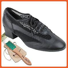 Bundle - 5 items: Very Fine Women's Ballroom Salsa Practice Dance Shoe 2009 Brush Pouch Sachet Bag, Black 9.5 M US Heel 1.5 Inch - Athletic shoes for women (*Amazon Partner-Link)