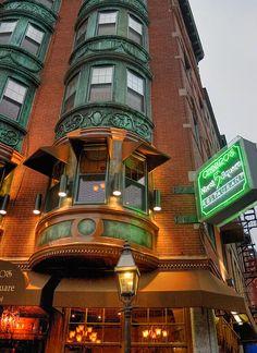 Gennaro's 5 North Square, Boston....