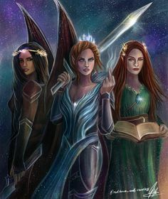 A Court Of Wings And Ruin, A Court Of Mist And Fury, Throne Of Glass, Character Portraits, Character Art, Magia Harry Potter, Roses Book, Sara J Maas, Feyre And Rhysand