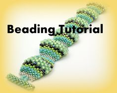 Popular items for peyote stitch on Etsy