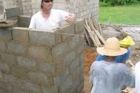Cinder block can be a cost-effective material for building your next house. Not only are cinder block houses relatively simple and basic, they are also considered structurally.