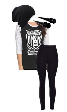 """""""me currently"""" by bands-are-my-savior ❤ liked on Polyvore featuring women's clothing, women, female, woman, misses and juniors"""