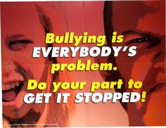 Stop Bullying. Our kids need to relax. Focus to succeed in school
