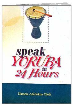 LEARN YORUBA LANGUAGE FREE