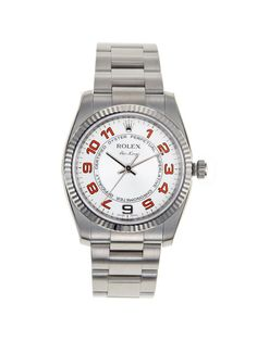Rolex Stainless Steel Oyster Perpetual Air-King by Vintage Watches on Gilt.com