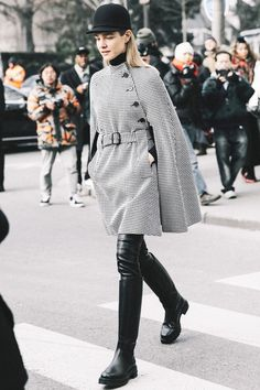 Trying to figure our how to wear over-the-knee boots? We have 18 cool outfits ideas here.