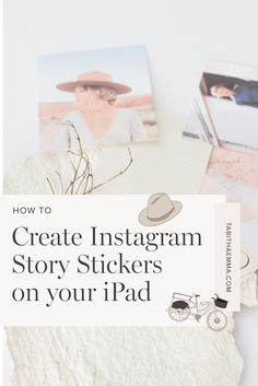 How you can Create Branded Instagram Stickers for Stories | A video tutorial showing you how to create animated GIF stickers using procreate on your iPad. Design fun branded stickers for your Instagram stories. #procreate #instagram Instagram Tips, Instagram Story, Creative Business, Business Tips, Create Your Own Gif, Brand Stickers, Create Animation, Blog Design, Social Media Tips