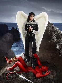 Michael Jackson Portrait by David LaChapelle