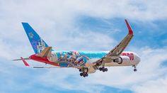 Νikolas: Δείτε το αεροπλάνο του Μίκι Μάους που «ταξιδεύει» ...