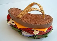 sandwich flipflops