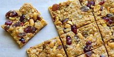 No Bake Granola Bars, Recipe Details, Sweet And Salty, Vegan Chocolate, Food To Make, Cranberries, Food And Drink, Cooking Recipes, Baking