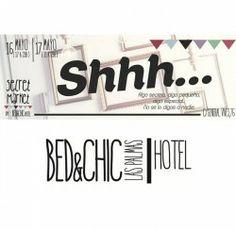#LasPalmas #Shopping : Secret #Market by Bed&Chic; ^_^ http://www.pintalabios.info/es/eventos_moda/view/es/1574 #ESP #Evento #ShowRoom