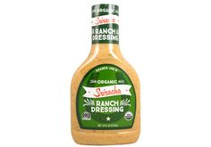 September 04, 2015—Fearlessly Archived—Still a fun read; price & availability may have changed.   A good Ranch dressing is creamy, herbaceous, and tangy. Sriracha, in...