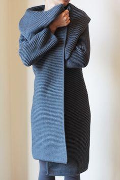 cappotto in maglia di lana - Cerca con Google