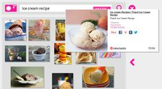 Find thousands of great ice cream recipes at www.wesee.com #interesting #recipe #icecream #sweet