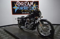 eBay: Harley-Davidson Sportster 2008 Harley-Davidson XL1200C Sportster 1200 Custom *Manager's Special* #harleydavidson