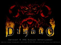 The original Diablo was released 20 years ago today