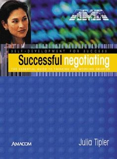Successful Negotiating: The Essential Guide to Thinking and Working Smarter (Self-Development for Success) $5.00 self-development-books