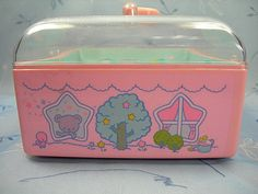 【1976】Toy Set Box ★Little Twin Stars★