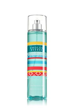Endless Weekend Fine Fragrance Mist - Signature Collection - Bath & Body Works