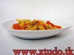 carildelegumes1 Caril de Legumes e Cogumelos