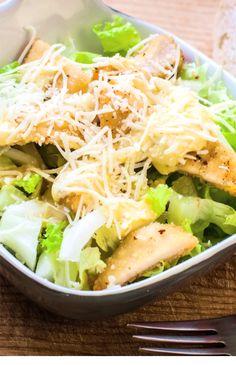 Chicken Caesar Salad - Low FODMAP Recipes http://www.ibs-health.com/low_fodsmap_chicken_caesar_salad121.html