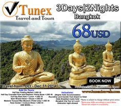 Like us on facebook: https://www.facebook.com/tunextravelsandtour Visit our Website at: http://tunextravels.com/