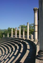 Vaison la Romaine - Theatre antique